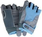 Fitness-Mad Cross Training Gloves Blue