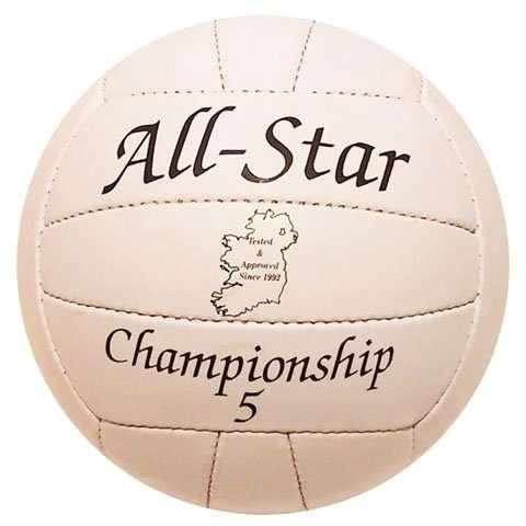 Lee Sports All Star GAA Ball