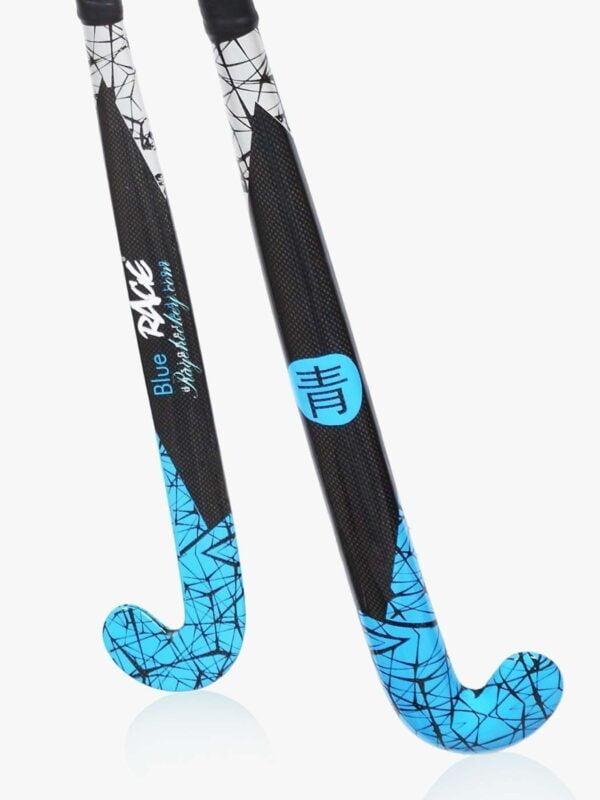 Rage Blue Carbon Hockey Stick